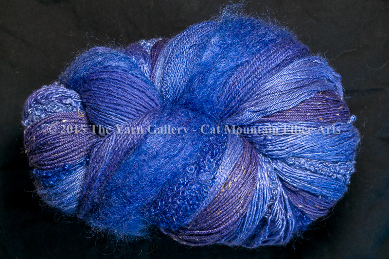 Periwinkle 1000 yard 10 Textures Worsted Weight with Tweed