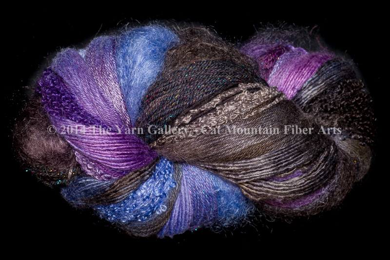 Ancient Mariner 750 yd 10 Textures Worsted Weight with Stellina