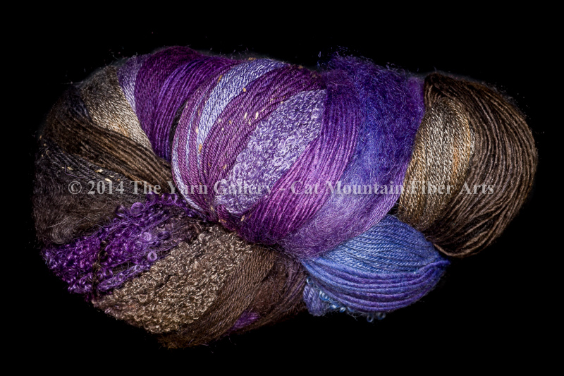Ancient Mariner 750 yd 10 Textures Worsted Weight with Tweed