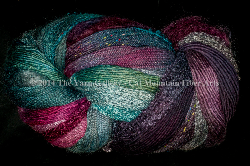 Aurora Borealis 750 yd 10 Textures Worsted Weight with Tweed